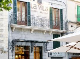 Hotel la Vila, Sóller