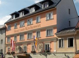 Hotel zum Kirchenwirt, Mariazell