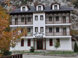 Hotel Marub, Rubik