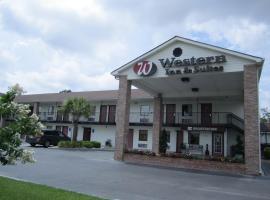 Western Inn & Suites, Douglas