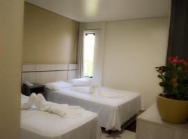 Hotel Cardozo, Parobé