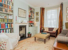 Amazing 4-Bed Family Home in Battersea, Londres