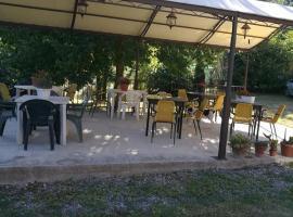 Villa Il Corniolo, Poggioni
