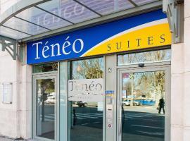 Teneo Apparthotel Bordeaux Gare