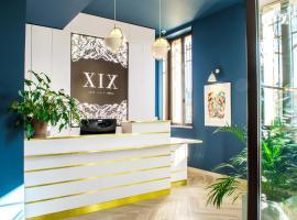 Hôtel le XIX, Béziers