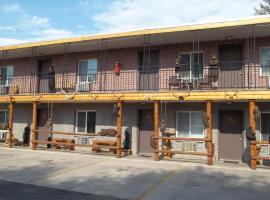 Budget Host Elk Antler Inn, Thermopolis
