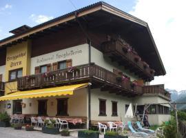 Berggasthof Stern, Prettau