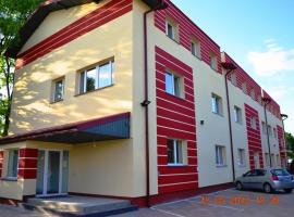 Hostel Evotel, Zielonka