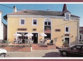 Hôtel Le Saint Pierre à St-Pierre de Chignac en Périgord