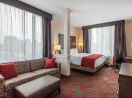 Comfort Inn & Suites near Stadium