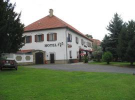 Hotel Kovarna, Děčín