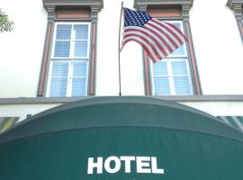 Hotel St. Helena, St. Helena