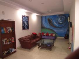 The Tarzan House, นิวเดลี