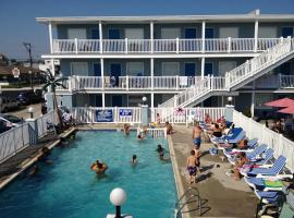 Sandy Shores Resort, North Wildwood