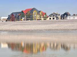 Madame Vacances Les Terrasses De La Plage, Cayeux-sur-Mer