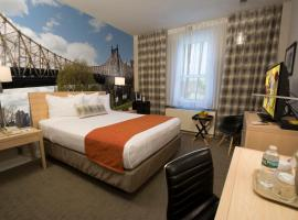 Adria Hotel and Conference Center, Queens