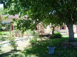 Chambre d'Hôtes l'Etang aux Rainettes, Belvès-de-Castillon