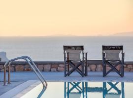 Alisaxni Resort, Akrotírion