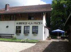 Auberge La Puce, La Ferrière