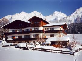 Pension Leit'n Franz, Ramsau am Dachstein