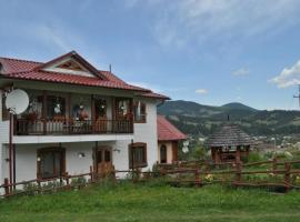 Villa Trembita, Verkhovyna