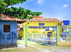 Pousada Refúgio do Forte, Vila Velha