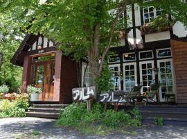 Petit Hotel Alumu, Matsumoto