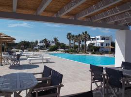 Stella Apartments, Agia Anna Naxos
