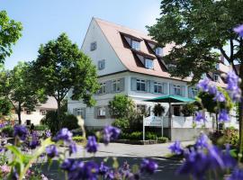 Hotel Garni Am Zehntstadl, Ulm
