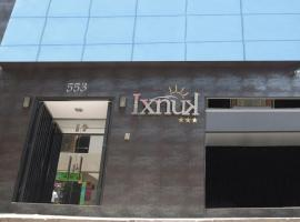Hotel Ixnuk, Piura