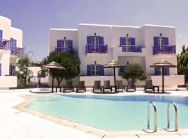 Hotel Anatolia, Áno Merá