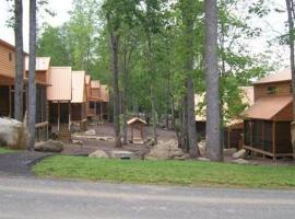 White Oak Lodge and Resort, Pittman Center