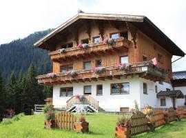 Haus Sattelkopf, Sankt Anton am Arlberg