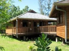 Moorea Surf Bed and Breakfast, Vaianae