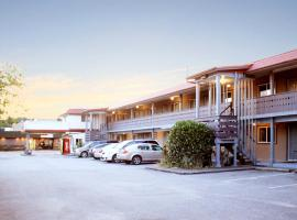 Cozy Court Motel, Sechelt