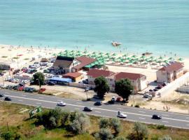 Villa Plaja Azur, Eforie Nord
