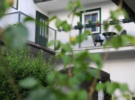 Ferienwohnung ALEX, Burgau