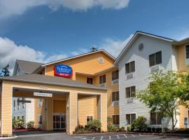 Fairfield Inn & Suites Seattle Bellevue/Redmond, Bellevue