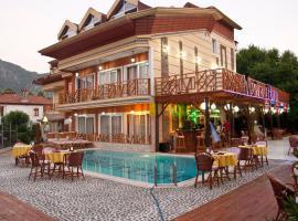 Mavera Hotel, Icmeler