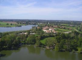 Pescalis Résidence Maisons du Lac, Moncoutant