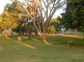 Gatz Guesthouse, Boshoek