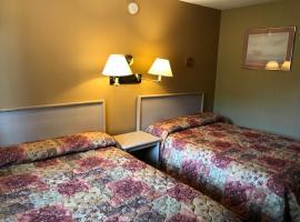 Polson Park Motel, Vernon