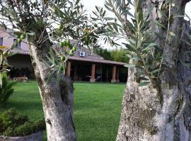 Agriturismo Il Giglio, Oristano