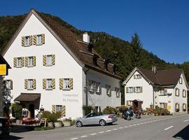 Landgasthof St. Luzisteig, Maienfeld