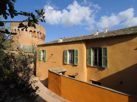 Latu Corsu - Cote Corse Chambres d'Hôtes, Ersa