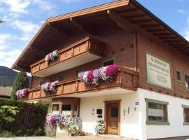 Ferienwohnungen Oebster, Flachau