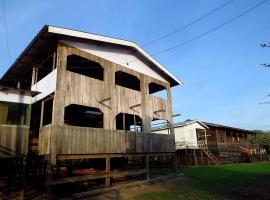 Casa do Caboclo, Caissara