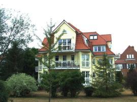 Villa Kurpark Bad Saarow, Bad Saarow-Pieskow