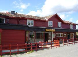 Lillehammer Fjellstue, Nordseter