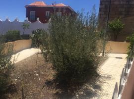 Vivienda los naranjos, Candelaria